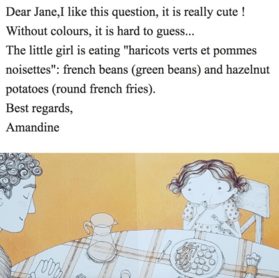 The Illustrator answers our burning question: what are they eating