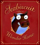 Book Cover Art: Seabiscuit the Wonder Horse