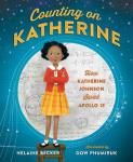 Book Cover Art: Counting on Katherine