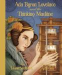 Book Cover Art: Ada Byron Lovelace and the Thinking Machine