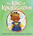 Book Cover: The King of Kindergarten