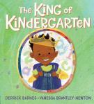 Book Cover: The King of Kindergarten