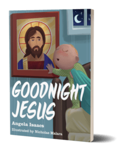 Cover of children's book: Goodnight Jesus