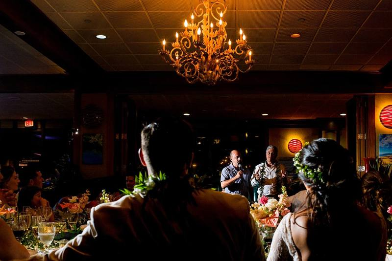 speeches at the five palms maui restaurant