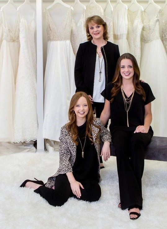 The Bridal Path, Jackson MS. One of our many retailers.