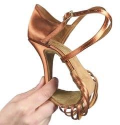 Angela Nuran Shoes vs Regular Shoes