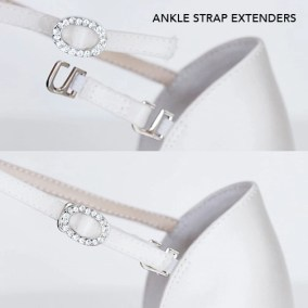 Ankle Strap Extenders
