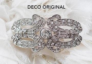 Deco Original Brooch
