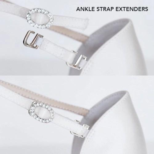 Ankle Strap Extender Hook