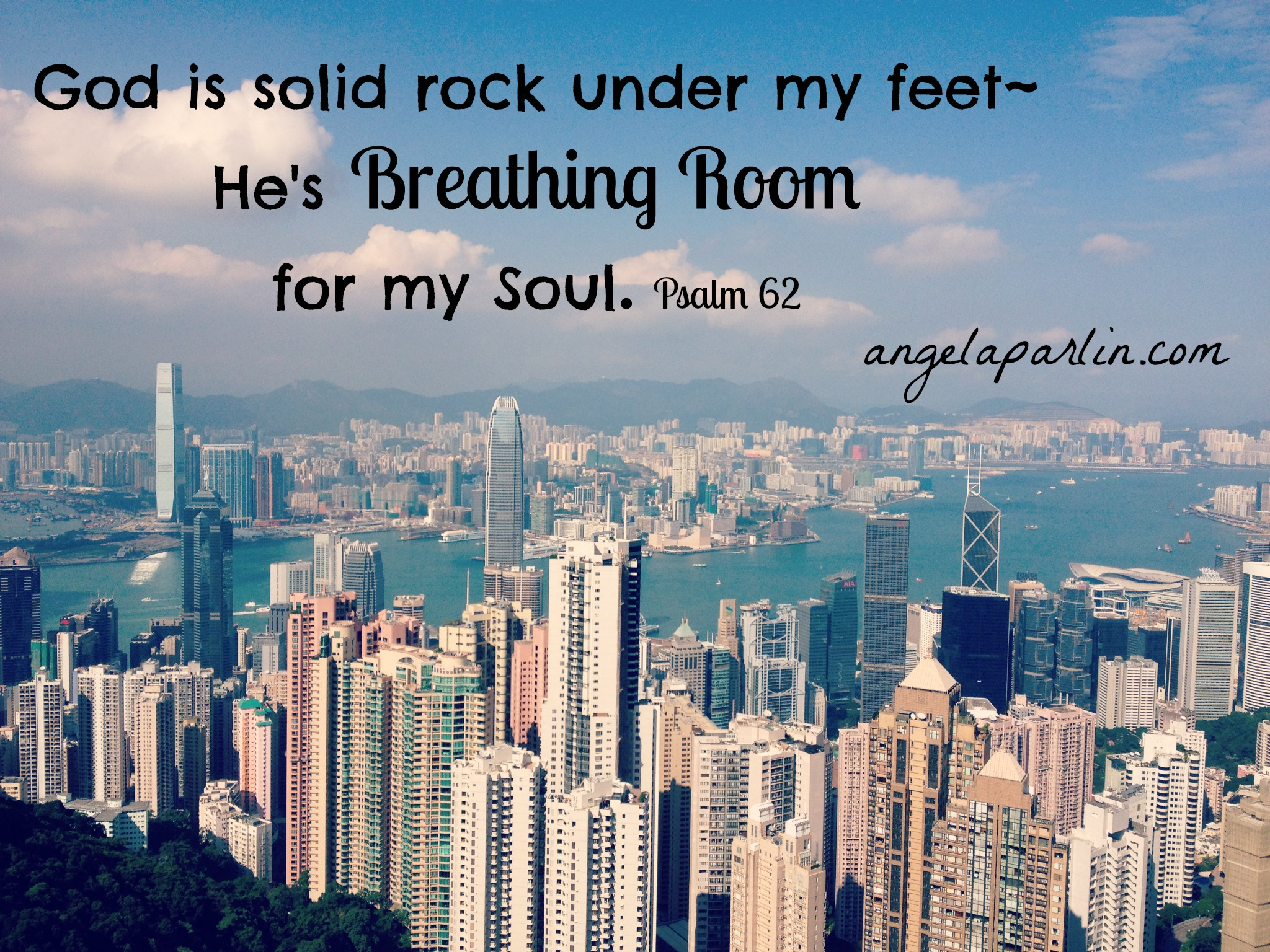 Breathing Room for my Soul