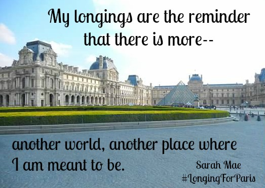 longing for paris