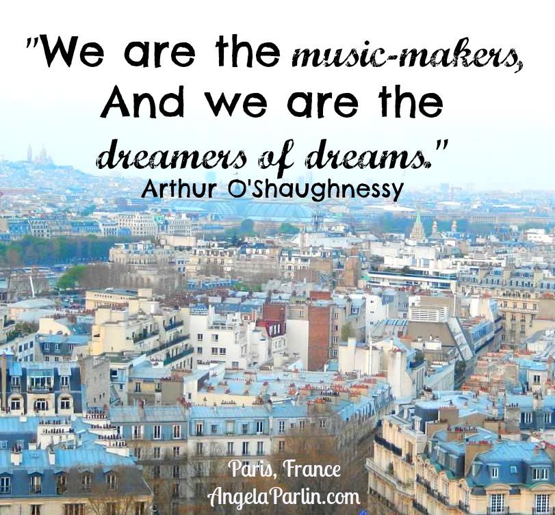 dreamers poem