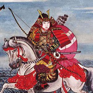 Samurai in battaglia
