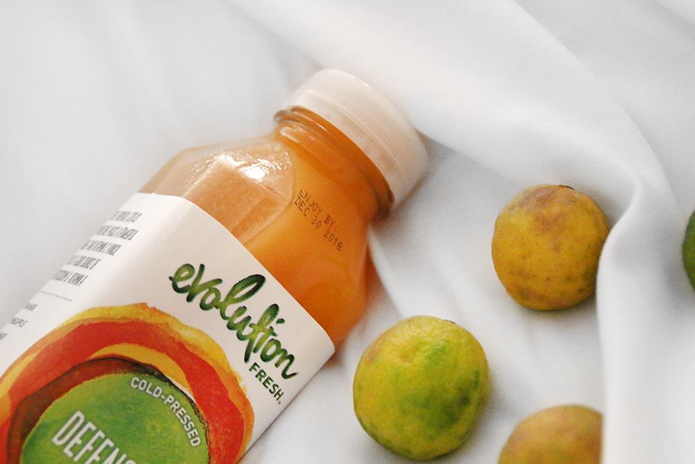 Evolution Fresh Juice