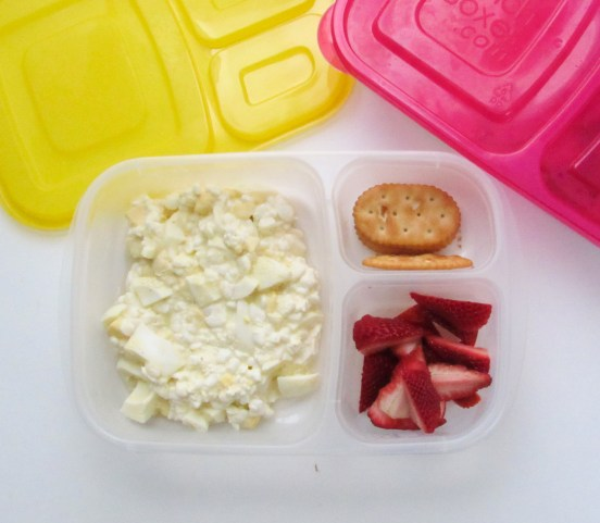 Cottage Cheese and Egg Salad