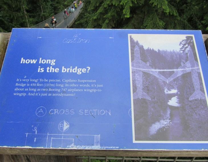 Capilano Suspension Bridge