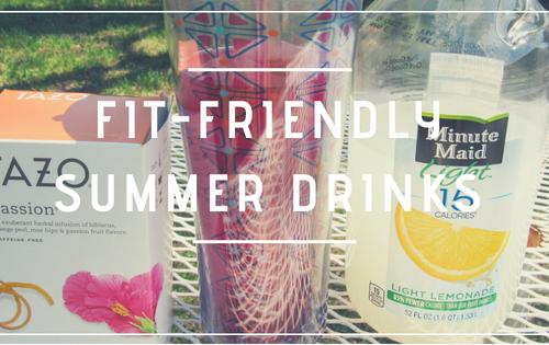 Fit-Friendly Summer Drinks