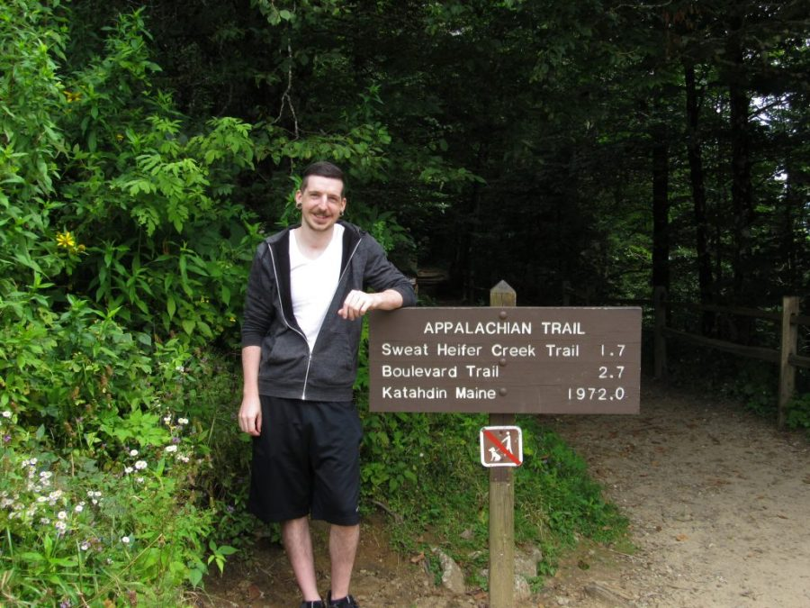 Jake Appalachian Trail