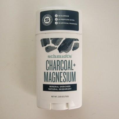 Schmidt's Charcoal + Magnesium