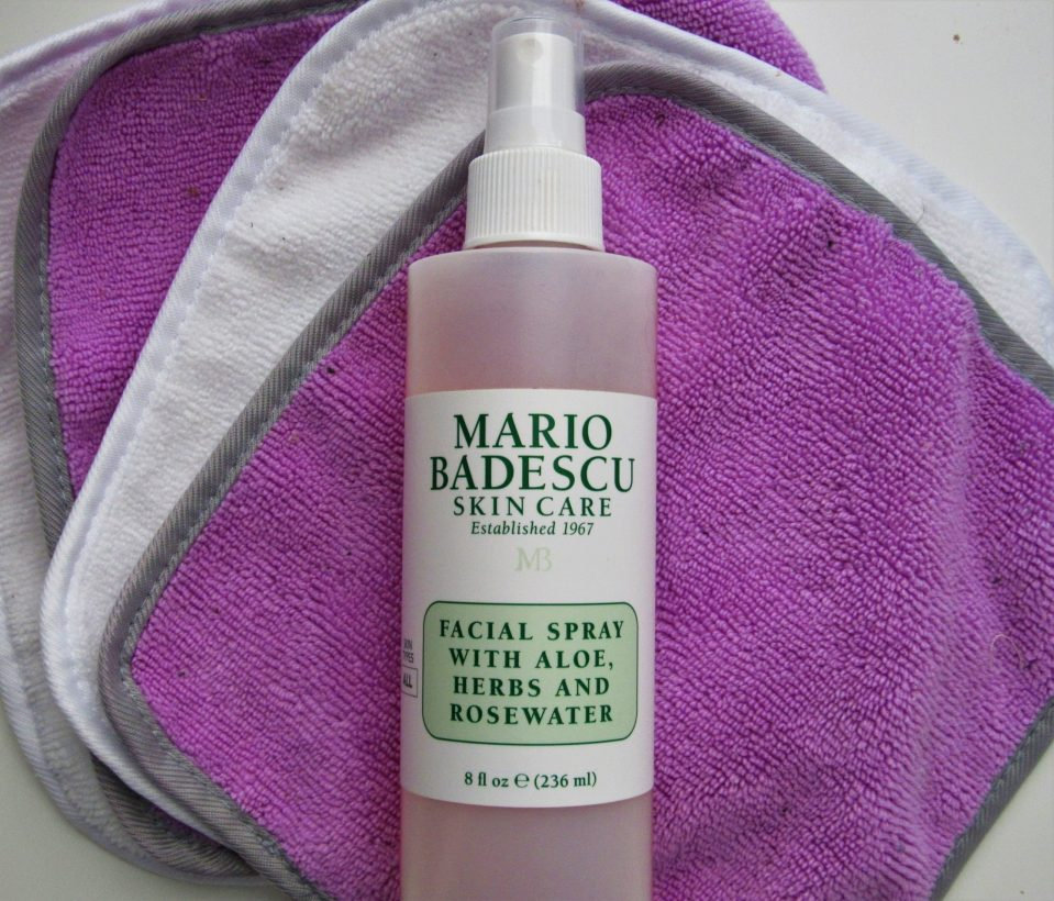 Mario Bedescu Facial Spray