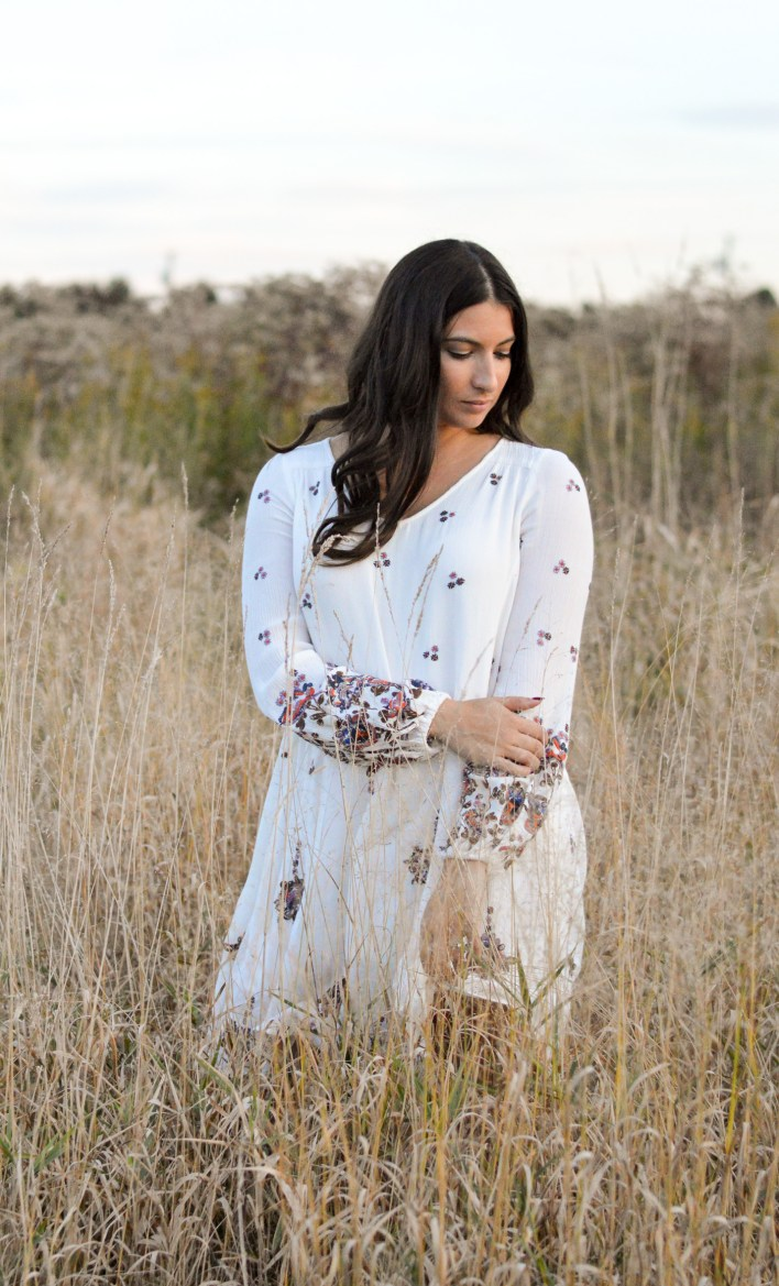 boho free people dress