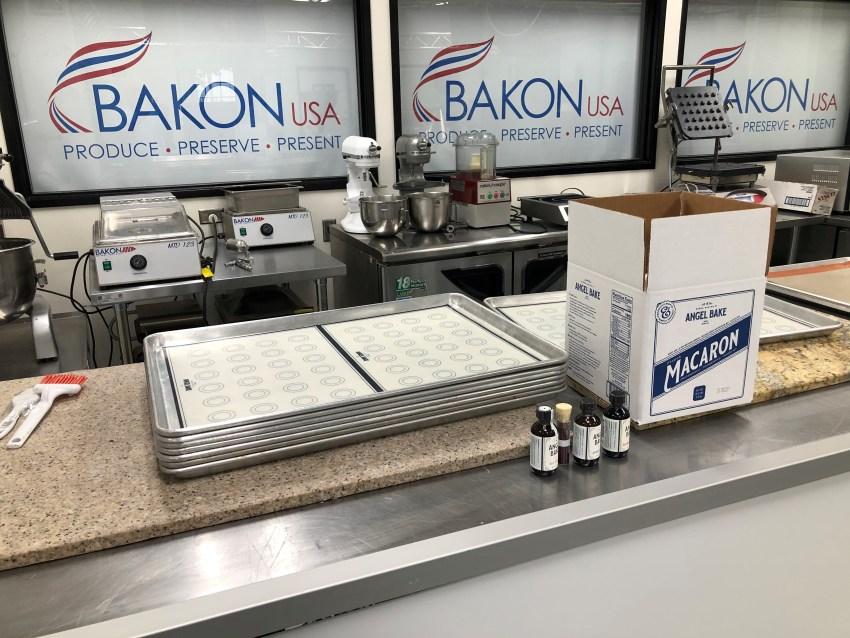 Angel Bake at Bakon