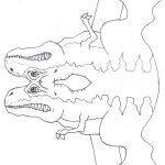Manualidades para niños de dinosaurios