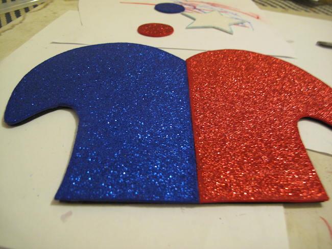 5-pegar-estrella-circulos-decorar