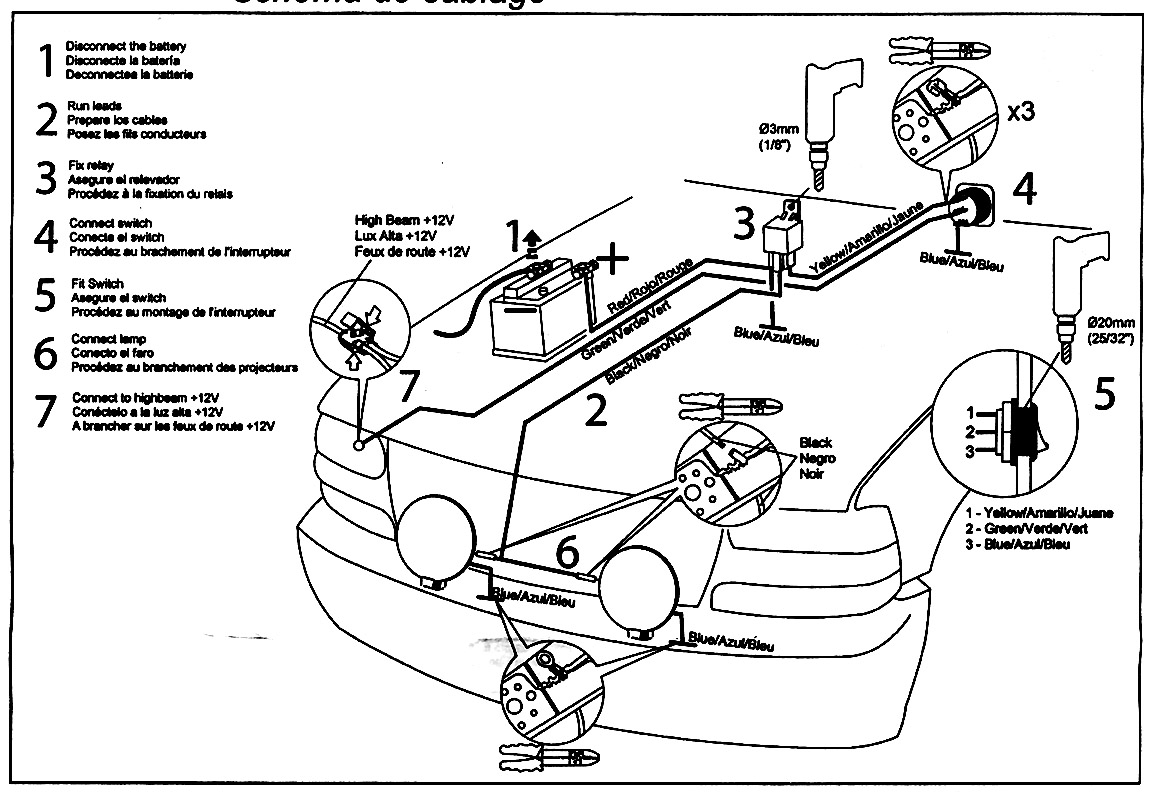 Mini Cooper R53 Engine Fuse Diagram