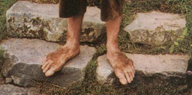 Gary_ Davis_ Hobbit_ Christian_ NEED_ Feet_ ugly