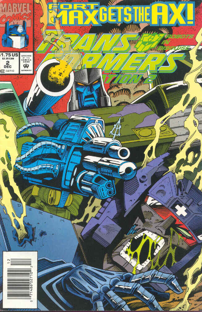 Transformer Domain Marvel Generation Two Comic Book Covers