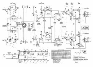 Harman Kardon TA3000X Output Transformers A300A30K 6V6