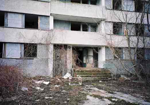 Soy Leyenda, Pero Real, Chernobil, Edit