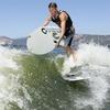 Wakeboarding, Wakeskimming