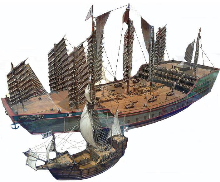 Resultado de imagen de flota zheng he