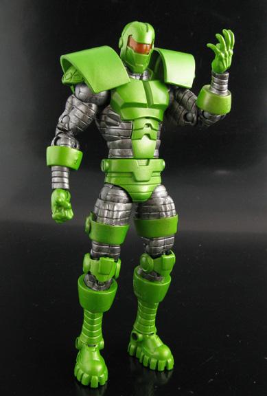 Jin Saotomes Five Minute Toy Review 6 Titanium Man