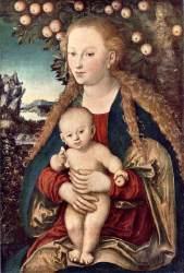 Virgin and Child (Lucas Cranach the Elder)