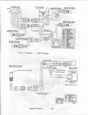 1969 Dodge Charger Vacuum Diagram  Wiring Diagram
