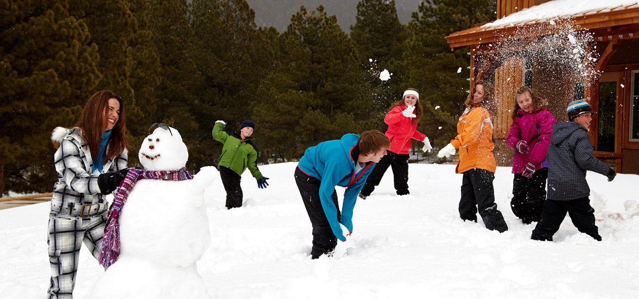 10 Fun Holiday Activities Angel Fire Resort