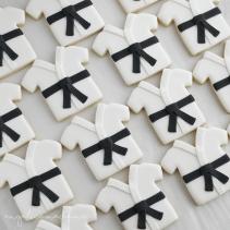 Martial Arts Cookies