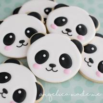 Panda-Face-Cookies