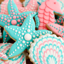 Starfish / Under the Sea Cookie Set
