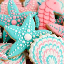 Starfish / Under the Sea Cookie Set
