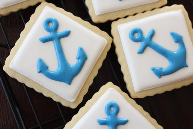 Nautical-cookies-anchor-blue