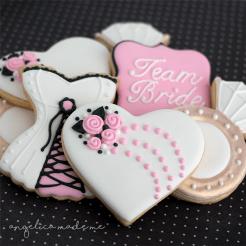 Bachelorett-Corset-Heart-Cookies