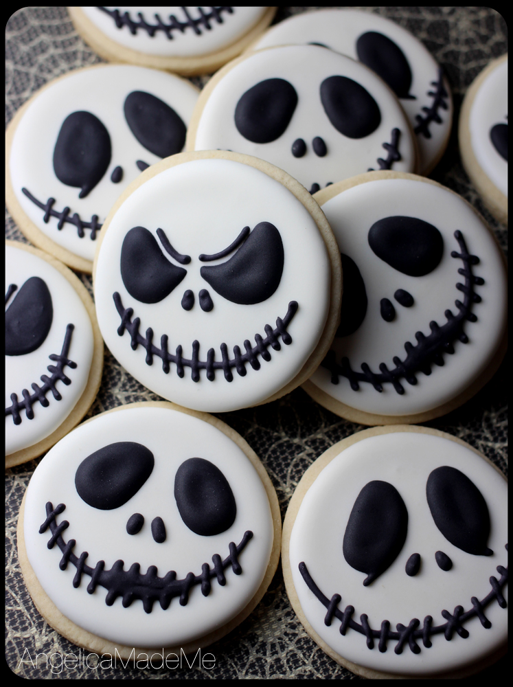 HalloweenJack-Skellington-Sugar-Cookies