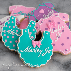 Pink-Purple-Teal-Baby-Shower-Cookies