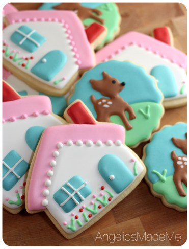 Woodland-Cottage-Fawn-Sugar-Cookies