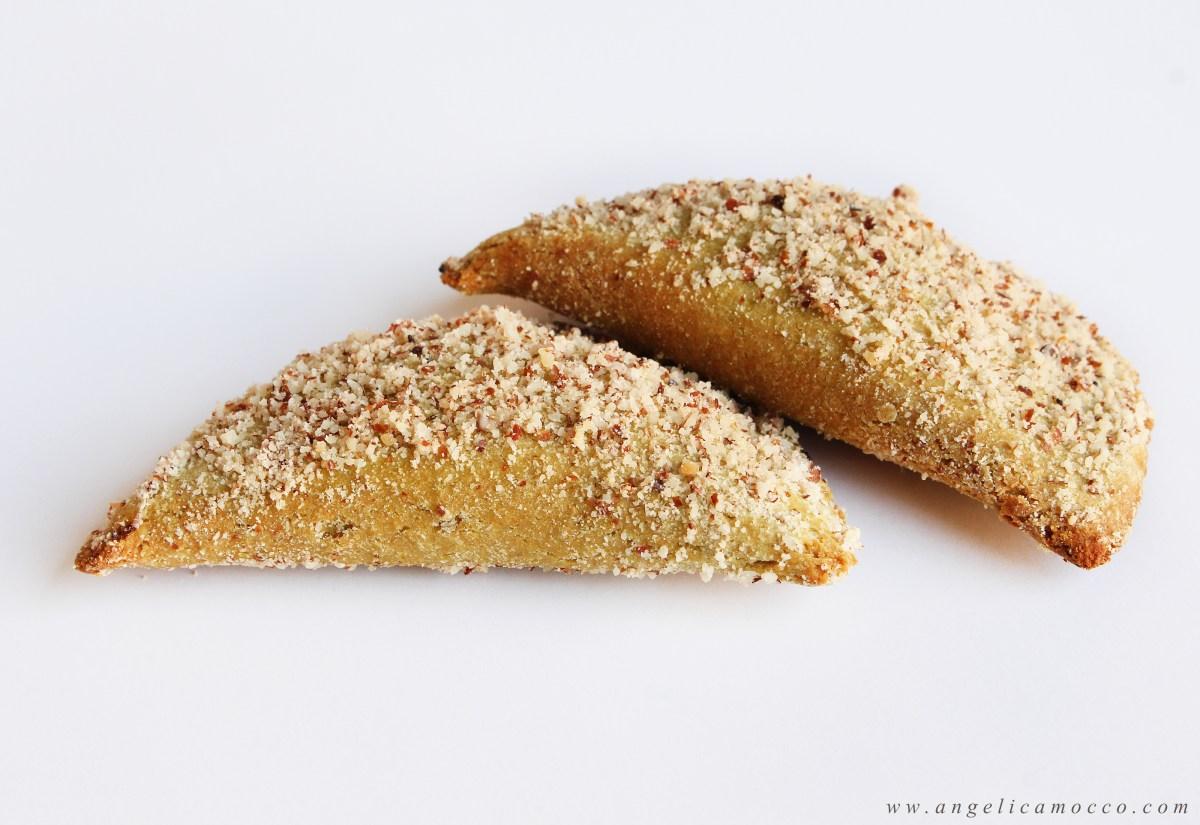 Sofficini di farina di piselli senza glutine