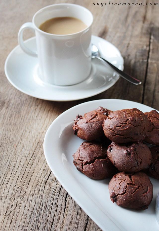 Biscotti di amaranto e caffè di cicoria vegan